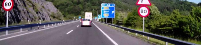 Isunetan 7,9 milioi euro eskuratu ditu Trafiko Zuzendaritzak Nafarroan