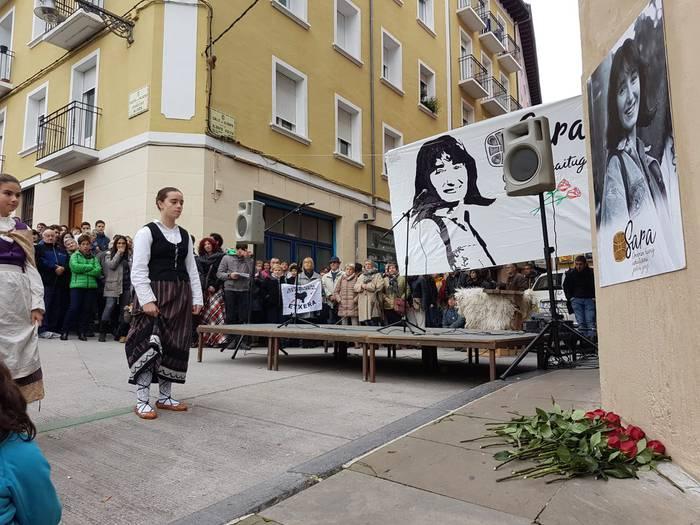 Sara Fernandezen heriotza sakabanaketak eragindakoa izan zela berretsi dute