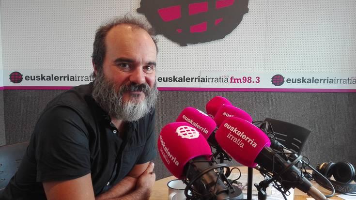 """Oskar Alegriak """"Zumiriki"""" aurkeztuko du Veneziako Zinemaldian"""