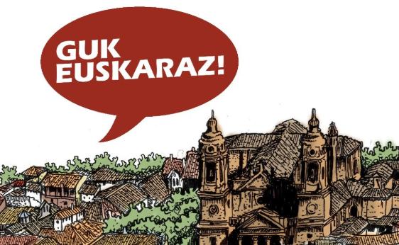 Euskara taldea sortuko dute Iruñeko Alde Zaharrean