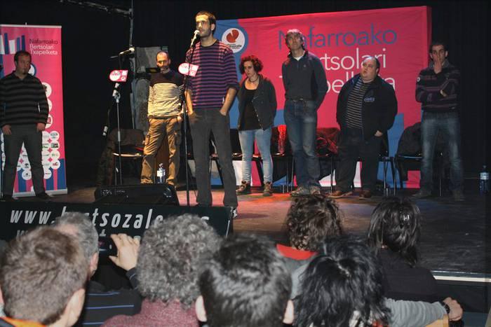 Julio Soto nagusi Irurtzunen