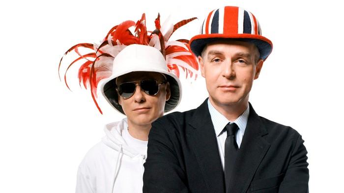 Pet Shop Boys taldeak joko du Tres Sesenta jaialdian