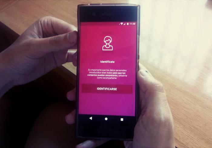 'EraStop' aplikazioa, eraso sexistak berehala salatzeko
