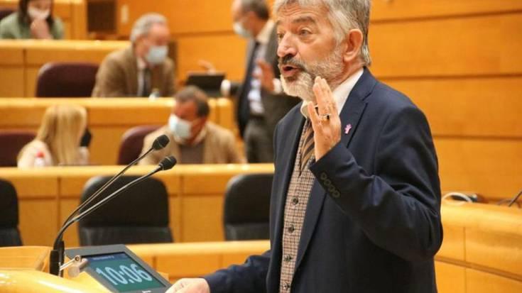 """Koldo Martinez: """"Hitzarmenaren eguneraketa da egun Nafarroak duen gairik larriena"""""""