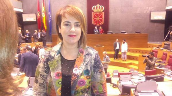 """Ainhoa Aznarez: """"Presidente euskalduna, feminista eta errepublikazalea naiz"""""""