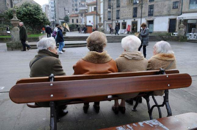 Jubilatuen artean ere emakumeek pentsio txikiagoak dituzte