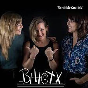 """KONTZERTUA: """"Bihotx"""""""