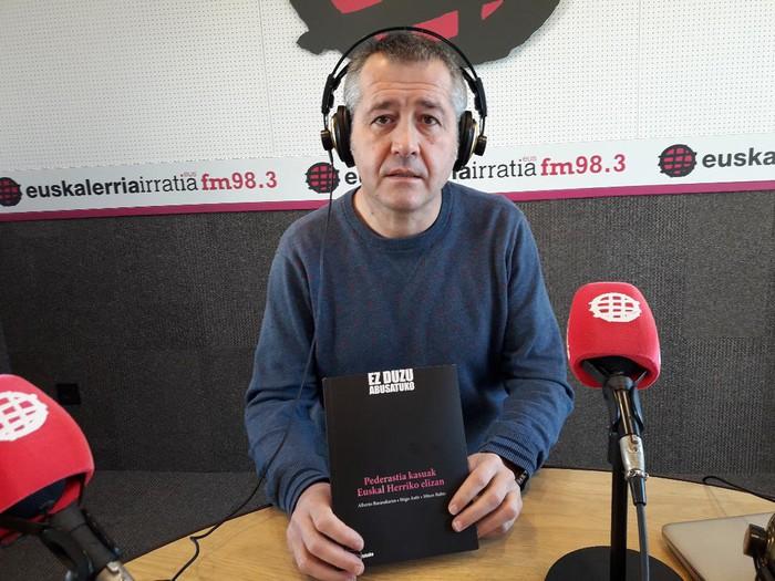 """Alberto Barandiaran: """"Oraindik ere gertatzen dira sexu abusuak elizaren inguruan"""""""