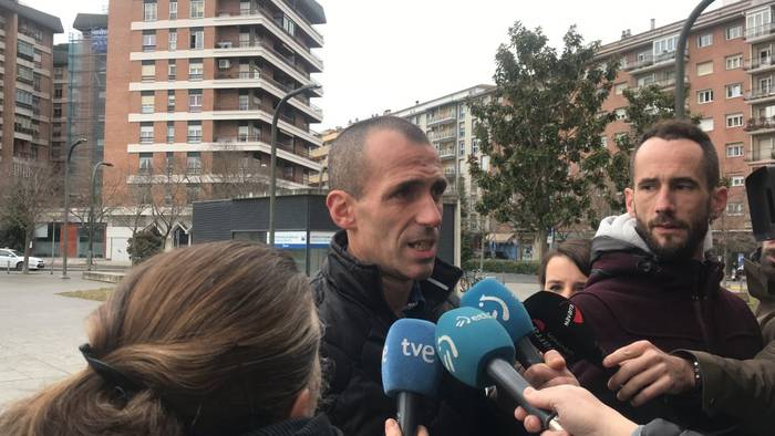 Patxi Puñalek ukatu egin du partiden salerosketan parte hartu zuenik