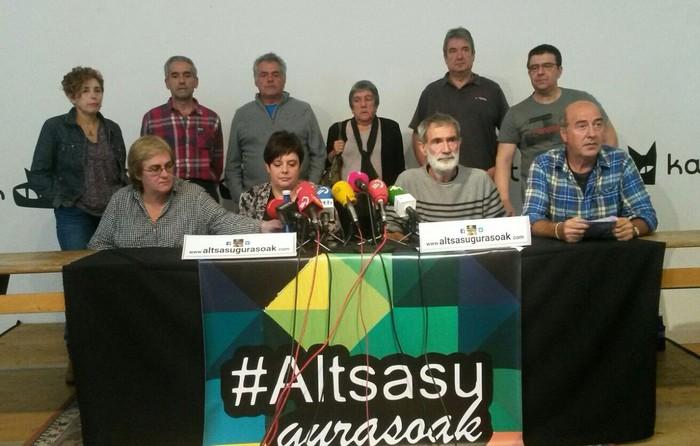 """Antxon Ramirez de Alda:""""Zantzurik eta argudio juridikorik ez dago Altsasukoa terrorismoa izan zela esateko"""""""