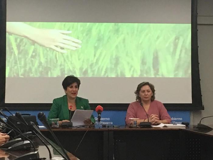 """Maria Solana: """"Madrilek baimena ematea falta da 113 milioi euroko inbertsioak egin ahal izateko"""""""
