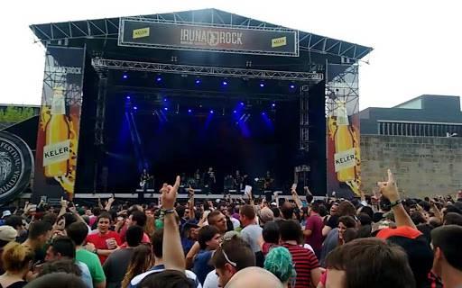 Iruña Rock jaialdia urriaren 9an, 10ean eta 11n eginen da