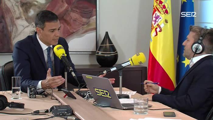 Nafarroako Gobernuaren eraketa eta bere inbestidura bereiztu egin ditu Pedro Sanchezek