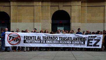 TTIParen inguruko eztabaida eramanen dute Parlamentura