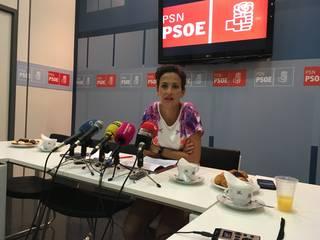 """Nafarroako hurrengo aldaketaren Gobernuaren """"liderra"""" izan nahi du PSNk"""