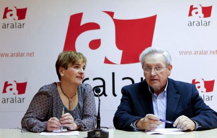 Aralar alderdia desegitea proposatu du zuzendaritzak