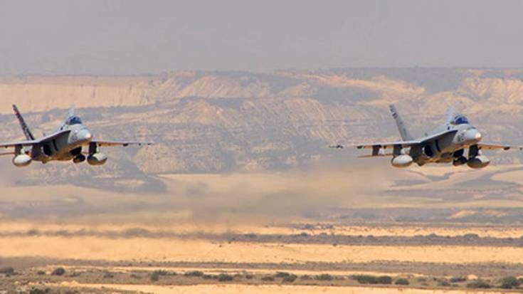 'Sirio 19' izeneko ariketa militarrak eginen ditu Bardean Aire Armadak