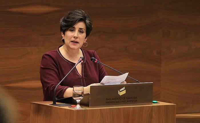"""Maravillas gaztetxea """"erabateko enfrentamendua"""" bilatzen ari dela esan du Nafarroako Gobernuak"""