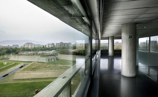 Iruñerriko ikuspegi panoramikoaz gozatzeko aukera