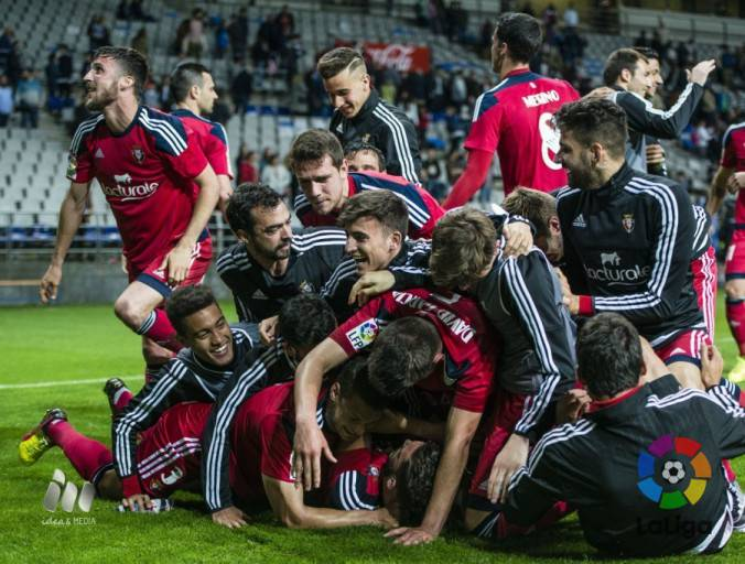 Agortuta daude Osasuna eta Gironaren arteko partida ikusteko sarrerak