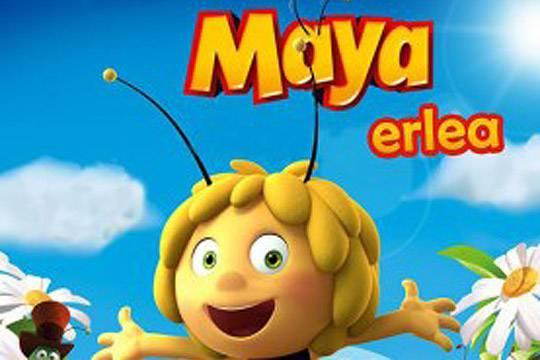 """HAURRENTZAKO ZINEMA: """"Maya erlea"""""""