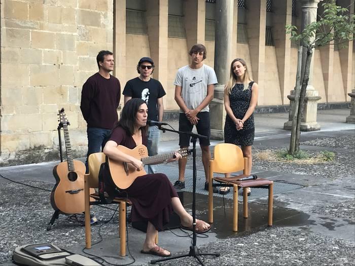 Euskal musikariak, Nafarroako ikastetxeetan
