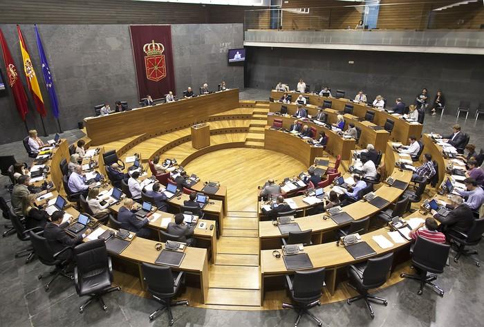 Nafarroako Parlamentuko presidentetza, Podemos-Ahal Dugurentzat
