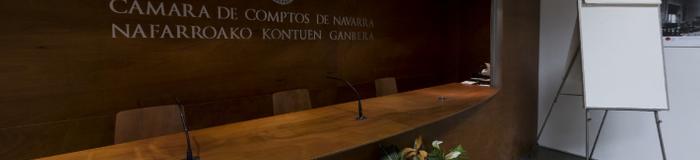 Nafarroako kontuak ikuskatzeko ardura ez da Espainiako Auzitegiarena