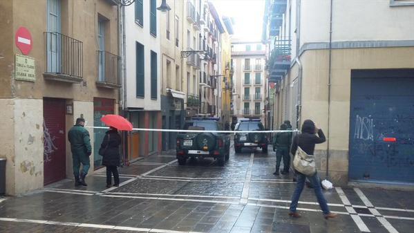 Guardia Zibilak bi nafar atxilotu ditu 'Pastor' operazioan