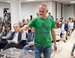 David Campion independentea, Iruñerriko Mankomunitateko presidente berria