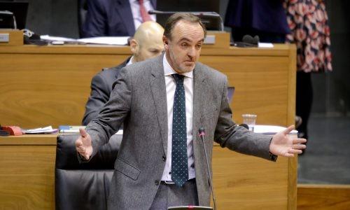 UPNk Espainiako PPren aurrekontuak babestuko ditu