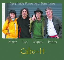 Caliu-H taldearen bero goxoa