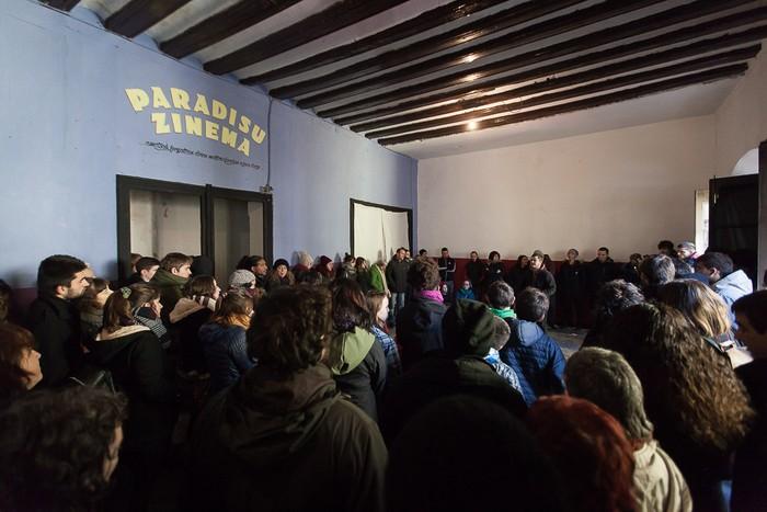 'Maravillas' deitzen da Iruñeko Alde Zaharreko gaztetxea - 3