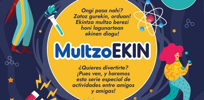 ZIRKU TAILERRA: MultzoEKIN