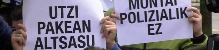 Auzitegi Nazionalak ikertuko du Altsasun izandako erasoa terrorismo delitua delakoan