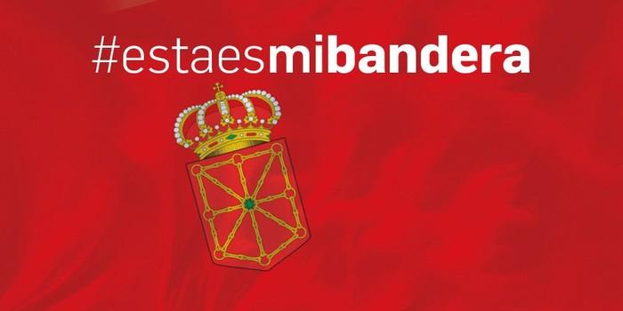 Nafarroako banderaren defentsan manifestazioa eginen dute
