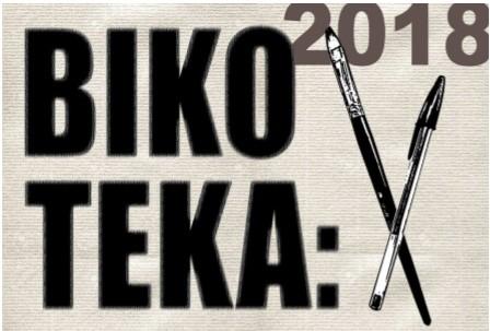 'Biko-Teka' ilustrazio eta narrazio tailerrean, plazak libre