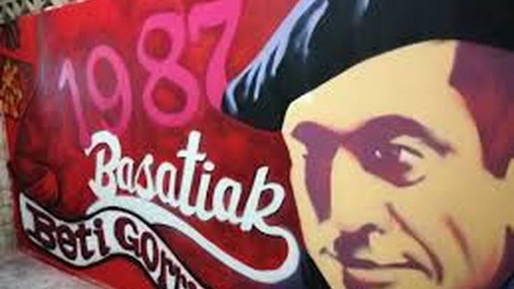 Gaur 83 urte fusilatu zuten Osasunaren fundatzaile Eladio Zilbeti