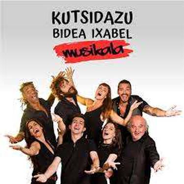 MUSIKALA: 'Kutxidazu bidea, Ixabel' (Demodé Quartet)