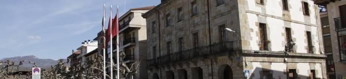 Presoen aldeko kartelak ipintzeagatik zigortu dute Etxarri Aranatz