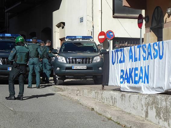 Nafarroa, Europako polizia tasarik altueneko lurraldeen artean