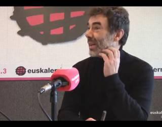 """Eduardo Santos: """"Zalantzarik gabe koalizio gobernu honek Nafarroakoa sendotuko du"""""""