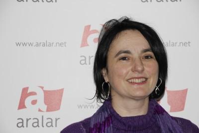 Nekane Perez da Aralarreko Nafarroako koordinatzaile berria