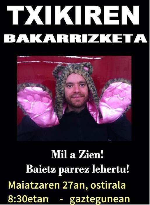 Euskarazko Antzerkia Berriozarko Gaztegunean