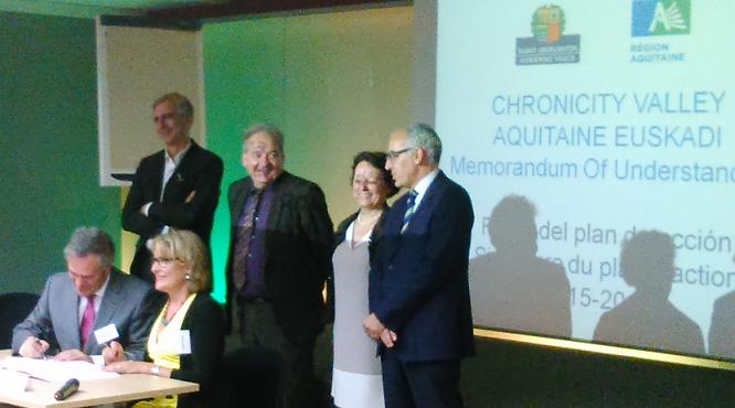 Akitania-Euskadi Euroeskualdeko partaide izatea eskatuko du Nafarroak