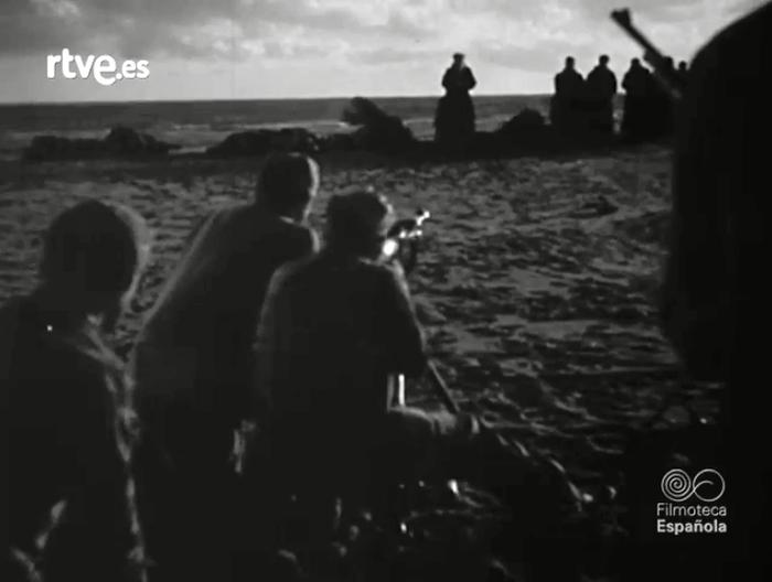 Francok egindako 'Raza' filma kultur intereseko ondare izendatzea eskatu zuen Nafarroak