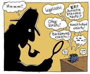 Logika hutsa, Txikitero maitea
