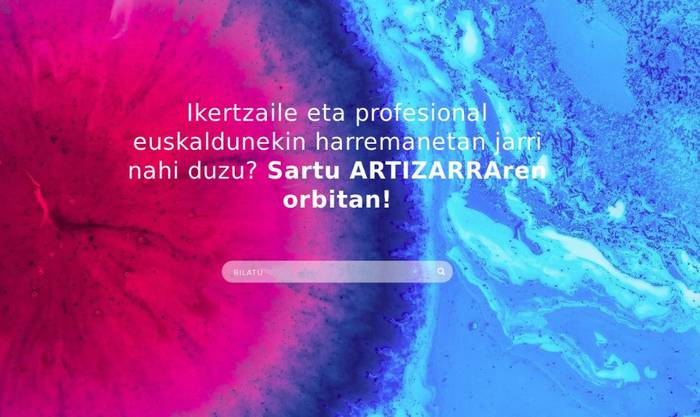 Artizarra.eus, euskaldunen sare sozial tekniko-zientifiko-profesional berria abian da
