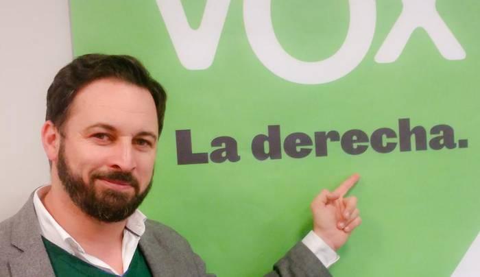 Vox alderdi ultraeskuindarra ere Altsasun izanen da Ciudadanosekin batera