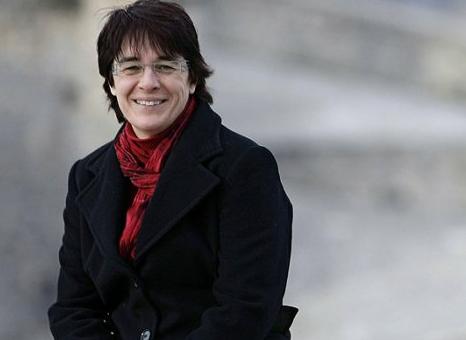 """Edurne Egino: """"Itxaropentsu gara Iruñean Podemosekin batera aurkezteari begira"""""""
